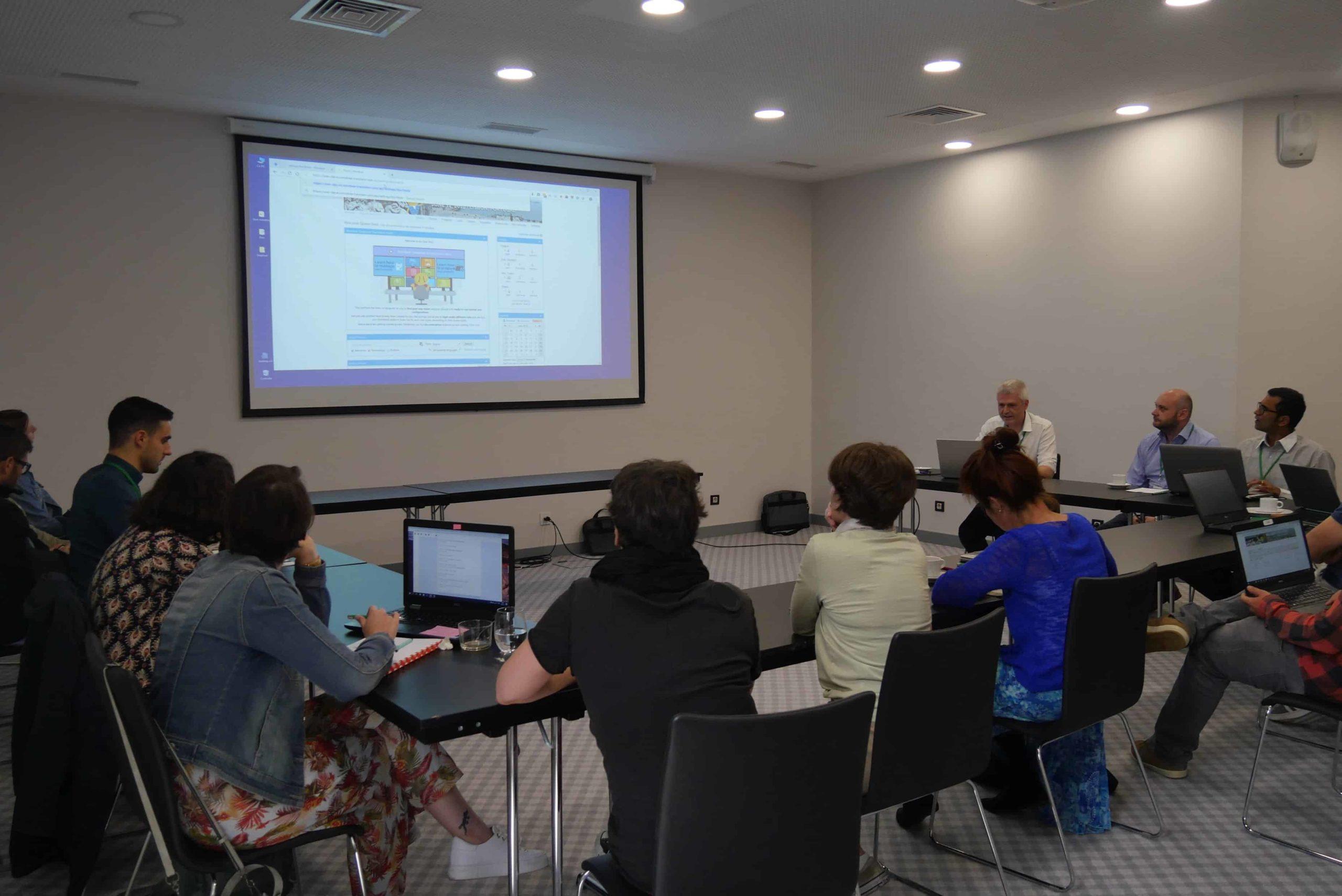 Wordbee User Day - Flex Workshop.