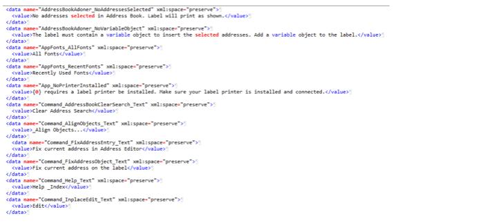 Benefits of .RESX Localization in Wordbee.