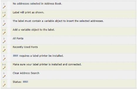 Parsed .PO file in Wordbee.